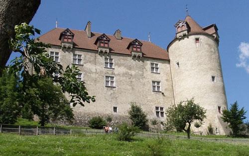 Castillo de Greyerz