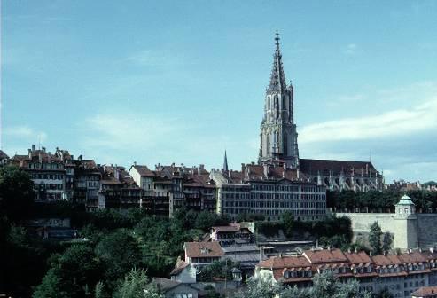 Foto de la Catedral de Berna