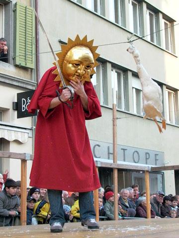 Fiestas de Otoño en Suiza