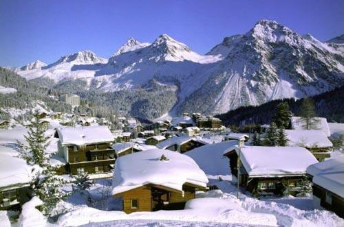 Arosa, lugar en Suiza