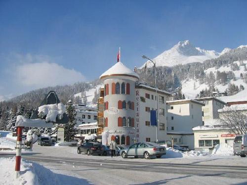 Davos, estacion de esqui