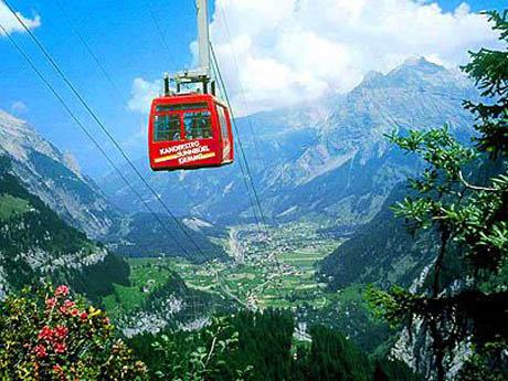 viajar por Interlaken