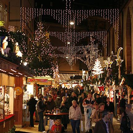 Suiza en Navidad