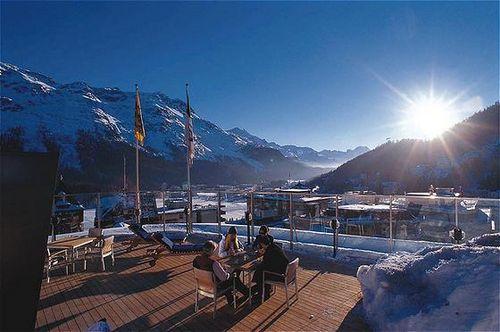 St. Moritz, el destino de los más ricos