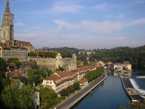 Dónde y cómo alojarse en Suiza