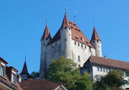 Thun y su castillo