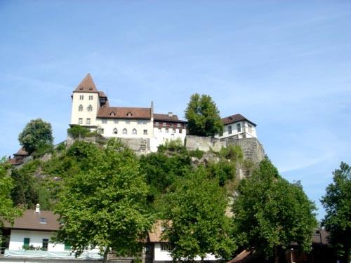 Yverdon-les-Bains y sus aguas termales