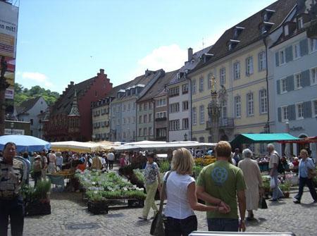 Friburgo, alemana y francesa a la vez