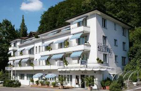 Hotel Bellevue, una opción en Lucerna