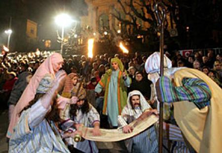 Semana Santa en Mendrisio