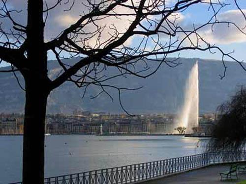 Vacaciones en Suiza
