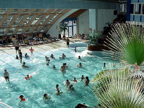 Aquaparc en Ginebra