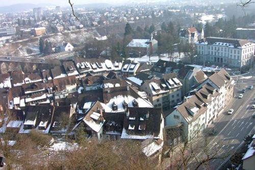 Baden, la ciudad de los baños termales