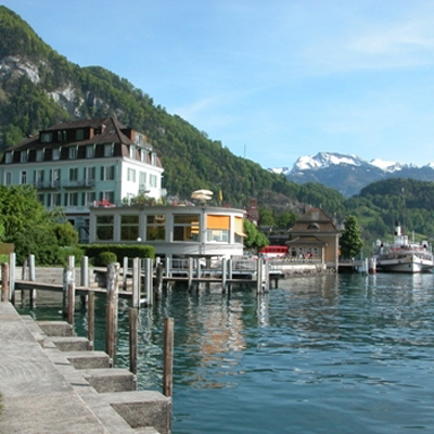 Swiss Historic Hotels, alternativa de lujo