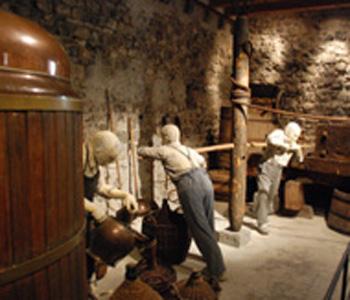 Museo en el Castillo d'Aigle