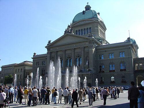 Parlamento en Berna