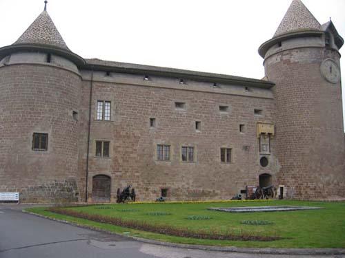Visita Morges con su castillo y sus museos