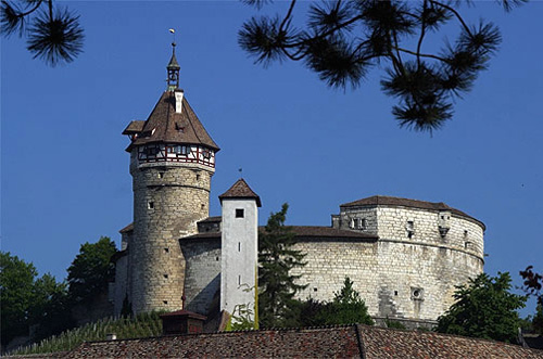 Schaffhausen, eternamente medieval