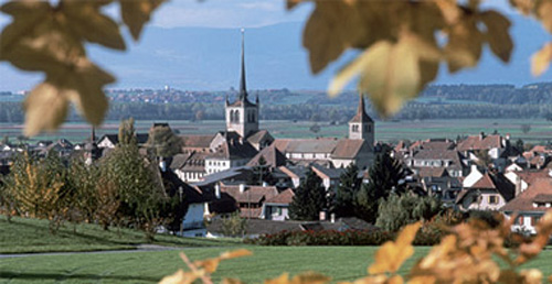 Avenches y Payerne