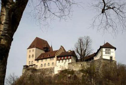 Burgdorf y su castillo, el mejor conservado de Suiza