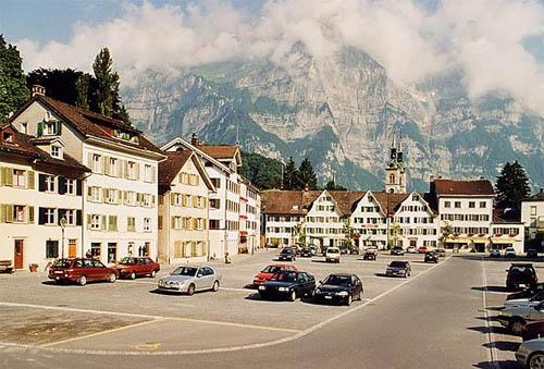Glarus, el paraíso geológico de Suiza