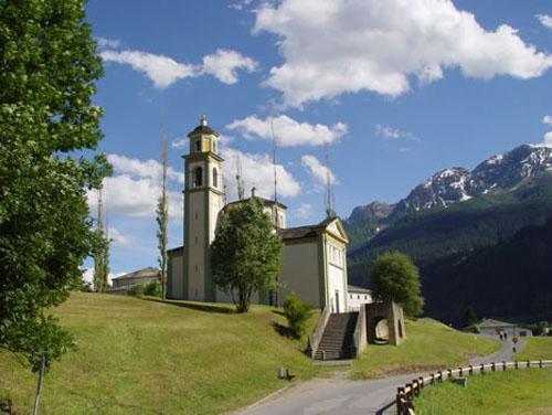 Encanto italiano en el valle de Puschlav