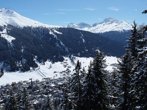 Viaje por los Alpes Suizos