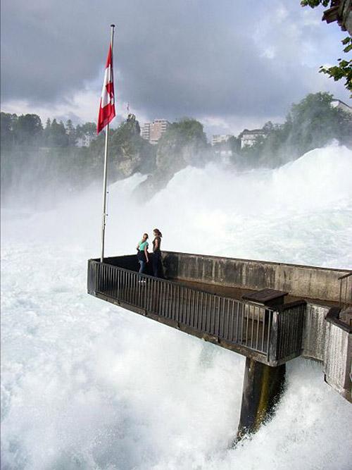 Cataratas del Rin