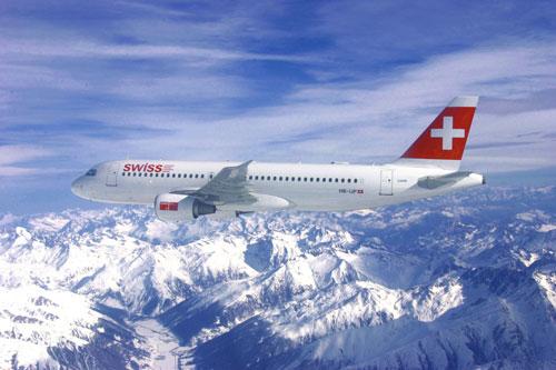 Vuelos baratos a Suiza