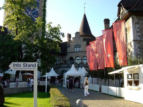 Museo Nacional Suizo en Zurich