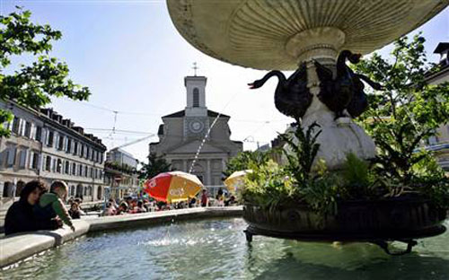 Carouge, Suiza