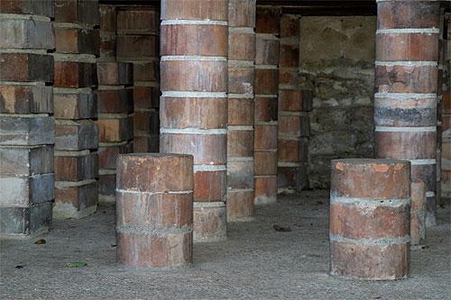 columnas teatro augusta raurica