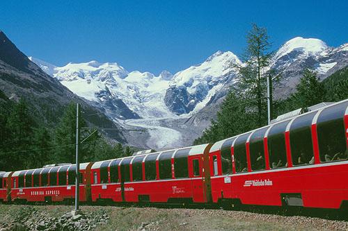 Tren de Suiza
