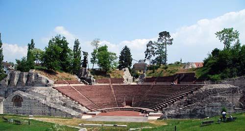 teatro augusta raurica