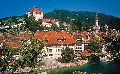 Thun y sus castillos