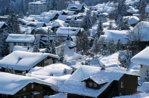 Adelboden en invierno