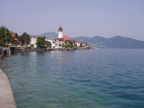 lago de los 4 cantones