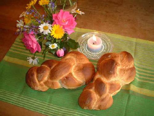 Zopf, el pan con forma de trenza de Berna