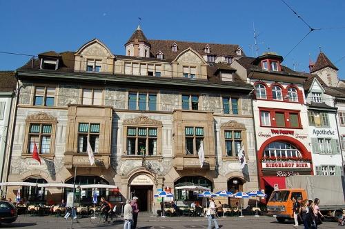 Gastronomia Basilea