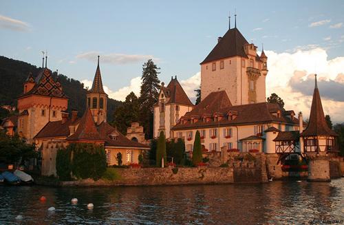 castillo oberhofen