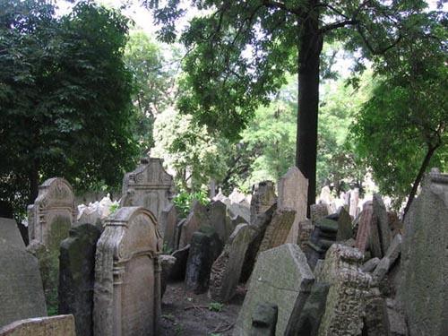 Cementerio Judio de Ginebra