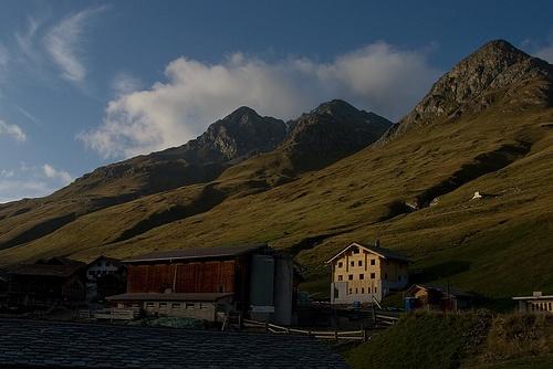Juf en Suiza