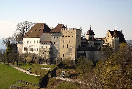 El Castillo-Museo de Lenzburg