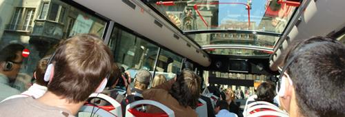 tour en autobus en berna