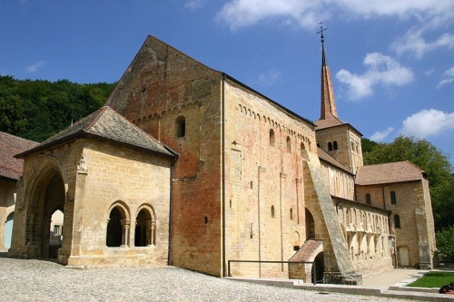 Abadia de Romainmotier