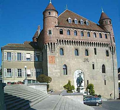 Castillo st-marie