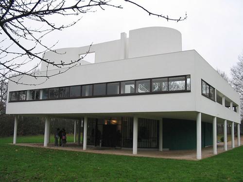 Le corbusier el genio suizo de la arquitectura for Arquitectos de la arquitectura moderna
