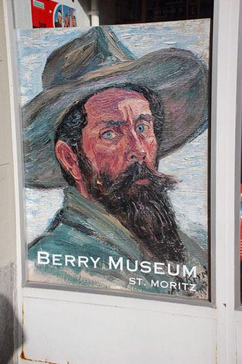 Museo Berry, el arte de los alpes