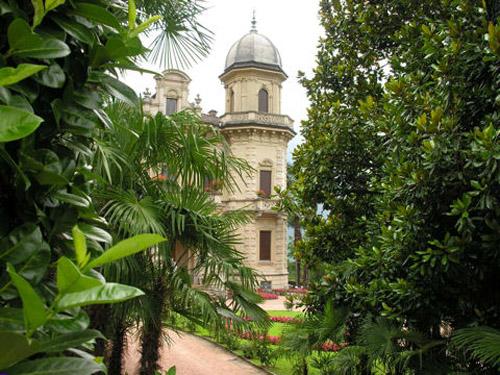 Villa Favorita y la familia von Thyssen