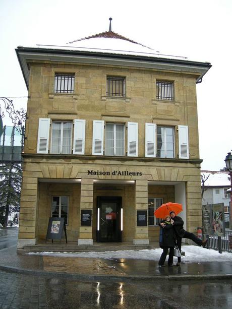 Maison d'Ailleurs, el museo de la ciencia ficción
